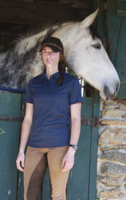 Outback Trading Icefil Short Sleeve Polo Shirt