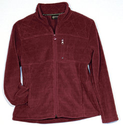 Outback Trading Ladies Plus Size Rally Fleece Jacket