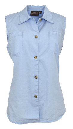 Outback Trading Ladies Sleeveless Shirt Best Price