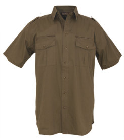 Outback Trading Mens Short Sleeve Shirt