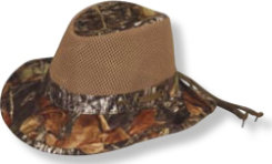 Outback Trading Camo Willis Hat with Mesh Best Price