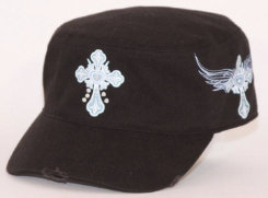Outback Trading Angel Wings Cap Best Price