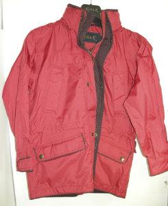 Kyra K Traveller Childs Coat<font color=#000080>- Size:  Large  Color:  Red</font> Best Price