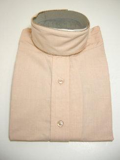Pale Horse Childs Long Sleeve Cotton Show Shirt<font color=#000080>- Size:  12  Color:  peach</font> Best Price