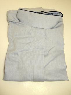 Pale Horse Childs Long Sleeve Cotton Show Shirt<font color=#000080>- Size:  10  Color:  Blue Pique</font> Best Price