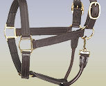 Perri's Leather Collection Premium Leather Show Halter