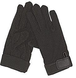 Perri's Leather Adult Cotton Gloves
