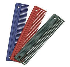 Perri's Leather 10in Plastic Mane Comb Best Price