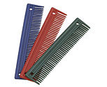Perri's Leather 10in Plastic Mane Comb