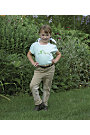 Perri's Children's Front Zip Knee Patch Jodhpur