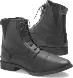 Perri's Ladies Lace and Zip Endurotech Paddock Boots Best Price