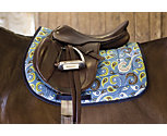 Perri's Paisley/Flower All Purpose Saddle Pad