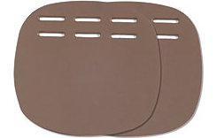 Perri's Leather Billet Guards Best Price
