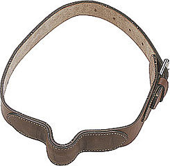 Perri's Leather Collection Leather Cribbing Strap Best Price