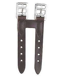 Perri's Leather Collection Havana Leather Girth Extender
