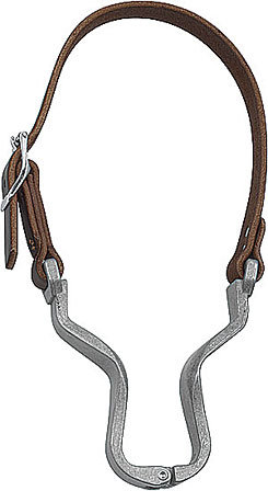 Perri's Leather Collection Leather Nutcracker Cribbing Strap Best Price