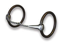 Professional's Choice Bob Avila Training Snaffle Bit