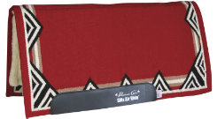 Professional's Choice Smx Heavy Duty Air Ride Saddle Pad-mesa Picture