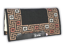 Professional's Choice SMx HD Air Ride Aztec Saddle Pad Best Price