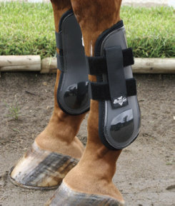 Professional's Choice Open Front Jumping Boots Best Price