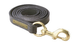 Perri's Custom 1' Leather Lead with Brass Snap Best Price