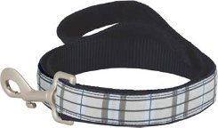 Lami-Cell Granite Plaid Dog Leash Best Price
