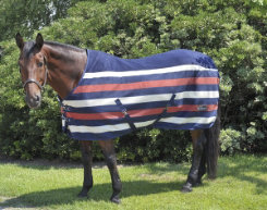 Lami Cell Striped Double Fleece Cooler Best Price