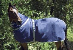Lami Cell Polar Fleece Full Coverage Horse Cooler Best Price
