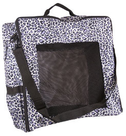 Lami-Cell Snow Leopard Horse Boot Bag Best Price