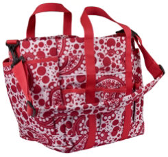Lami-Cell Paisley Large Stable Tote Best Price