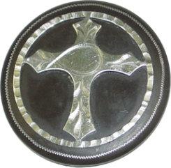 Metalab Antique Cross Chicago Screw Concho Best Price