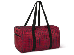 RJ Classics Sterling Red/Navy Duffle Bag Best Price