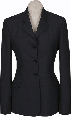 R.J. Classics Ladies Essential Show Coat