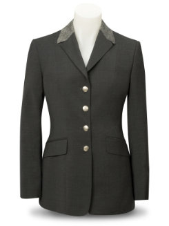 RJ Classics Ladies Platinum Crossover Show Coat Best Price
