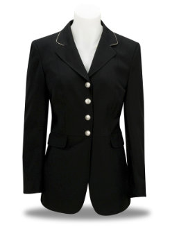RJ  Classics Ladies Plus Size Sterling Dressage Coat Best Price