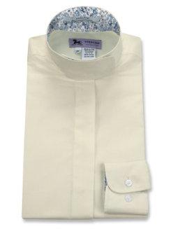 RJ Classics Ladies Plus Size Sterling Cream Show Shirt Best Price