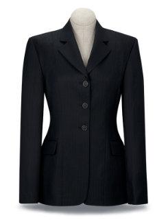 RJ Classics Girls Essential Navy Stripe Show Coat Best Price