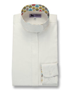 RJ Classics Ladies Sterling Ivory Show Shirt Best Price