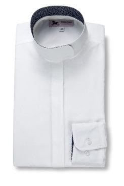 RJ Classic Girls Prestige Snap Collar Show Shirt Best Price