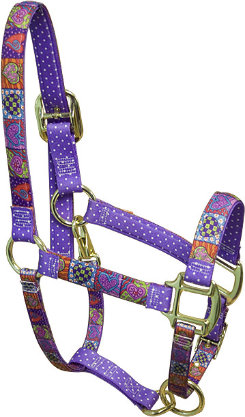 High Fashion Horse Crazy Hearts Breakaway Halter Best Price