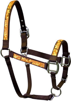 Equine Elite Reflective Breakaway Halter Best Price