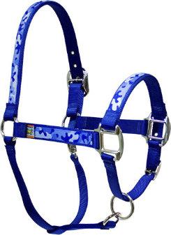 Equine Elite Blue Base Halter Best Price