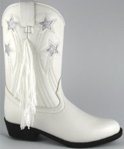 Smoky Mountain Youth/Teen Texas Star Boots Best Price