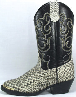 Smoky Mountain Youth/Teen Laramie Boots Best Price