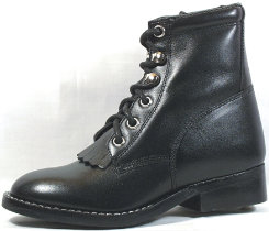 Smoky Mountain Youth Leather Lacer Boots