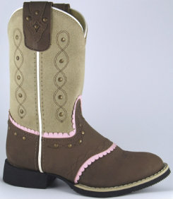 Smoky Mountain Kids Ruby Belle Boots