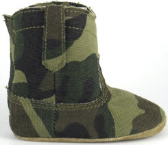Smoky Mountain Infant Baby Doe Camo Boots Best Price