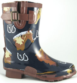 Smoky Mountain Toddler Palomino Rubber Boots