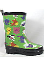 Smoky Mountain Kids Barnyard Rubber Boots
