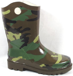 Smoky Mountain Toddler Rubber Boots